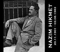 Nazim Hikmet 1901 - 1963
