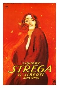 Pubblicità Liquore Strega