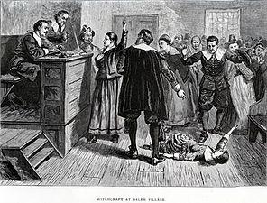 Le streghe di Salem. Processo a Mary Walcott