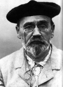 Emile Zola 1902