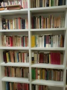 bibliotoca casa